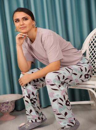 Multi - Pyjama Bottoms