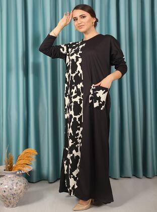 Multi - Modest Dress