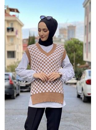 Mink - Knit Sweater