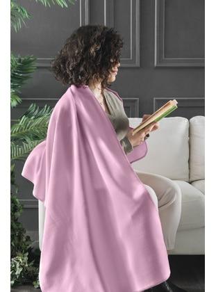 Pink - Throw Blanket