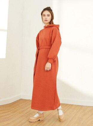 Terra Cotta - Modest Dress