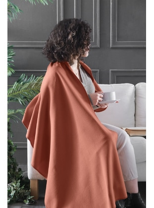 Terra Cotta - Throw Blanket
