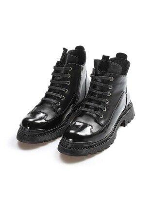 Neutral - %100 Silk - Boots