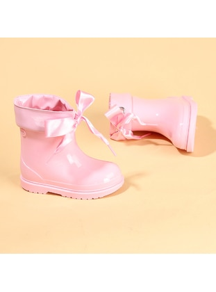 Boot - Pink - Girls` Boots