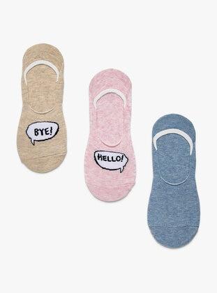Pink - Socks