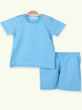 Turquoise - Girls` Pyjamas