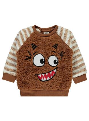 Brown - Baby Sweatshirts