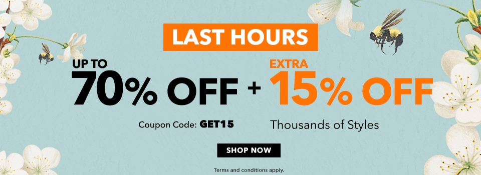 417-Z2-CA+US- 15% Off Selected Items