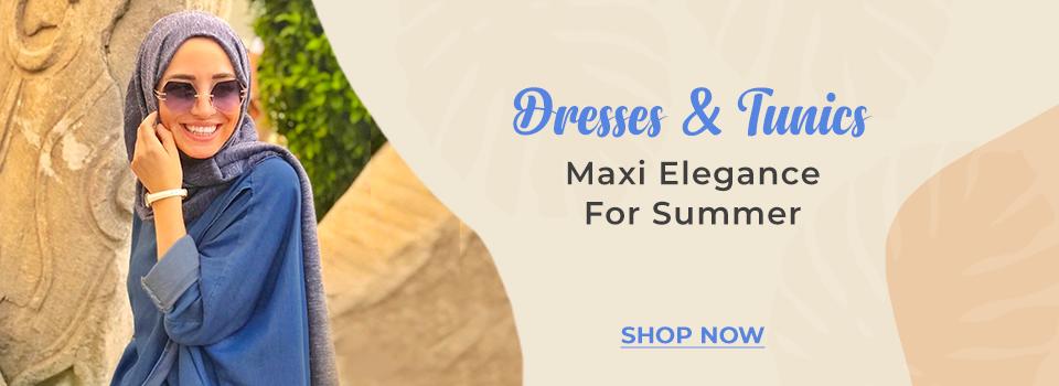 419-Z2 - Dresses & Tunics