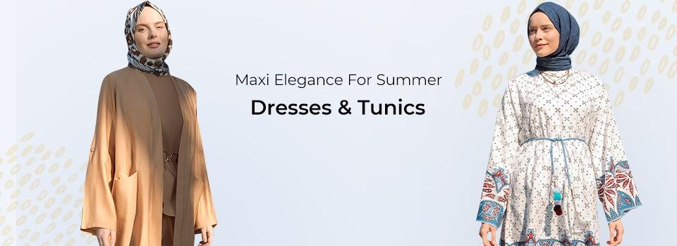 418-Z2 - Dresses & Tunics