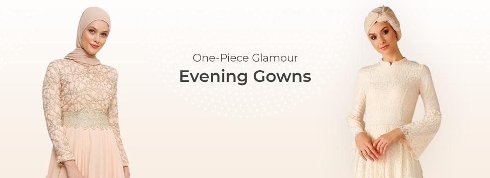 418-Z2- Evening Gowns