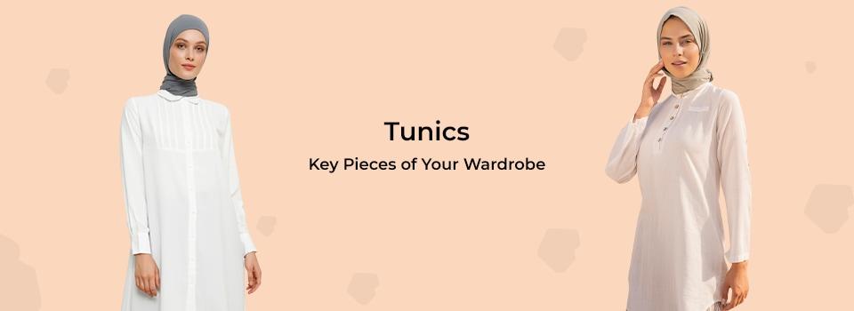 419-Z2 - Tunics
