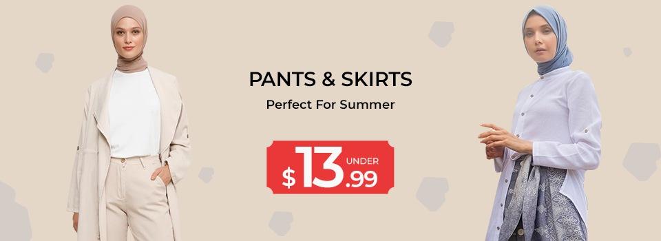 418-Z2- Pants & Skirts