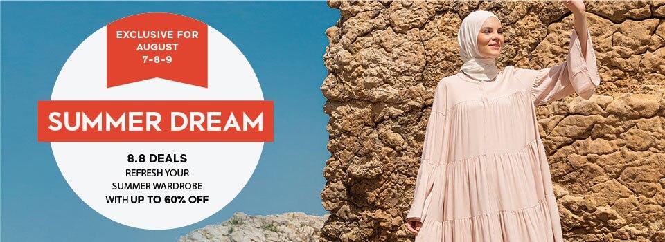 417-Z2-US - Summer Dream 8.8 Deals