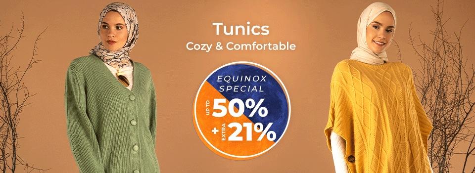 421-Z2- Tunics