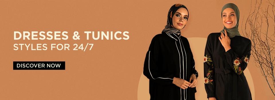422-Z2- Dresses&Tunics