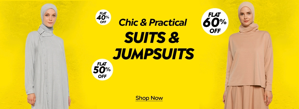 422-Z2 - Suits and Jumpsuits