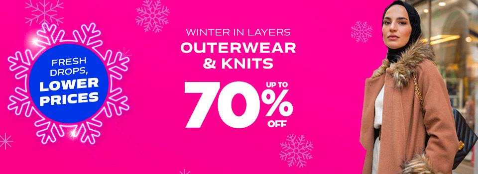 421-Z2 - Outwear and Knitwear